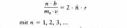 วงโคจรของอิเล็กตรอน